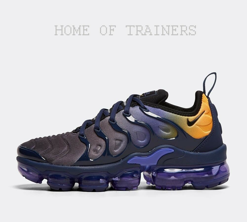 Nike Air VaporMax Plus Persian Persian Persian purple Black Navy Girls Women's Trainers All Size c5e2c4