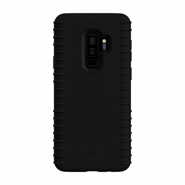 official photos b7ee1 bb53d Under Armour UA Protect Grip Case for Samsung Galaxy S9 Plus Black