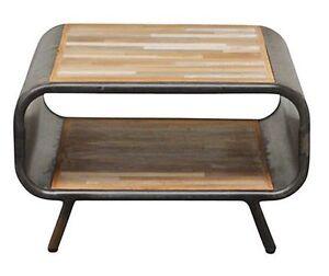 Haute Qualité Rétro Vintage Table Basse D\'Appoint en Bois de Teck ...