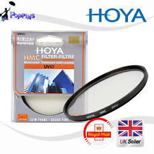 Genuino Nuevo Hoya HMC Multicapa 37mm UV (C) filtro de cámara