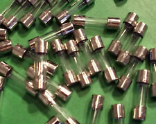 Fuse 63 mA Time Delay Glass Low Current 5 x 20 mm Slow T x 10 pcs @ £0.10p each