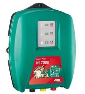Candide Power Pro Ni 7000 230 Volts Clôture Clôture Batterie Vlp Câble-afficher Le Titre D'origine Pourtant Pas Vulgaire