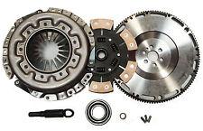 QSC Stage 3 Clutch Kit + Chromoly Flywheel fits Nissan Skyline RB20DET RB25DET