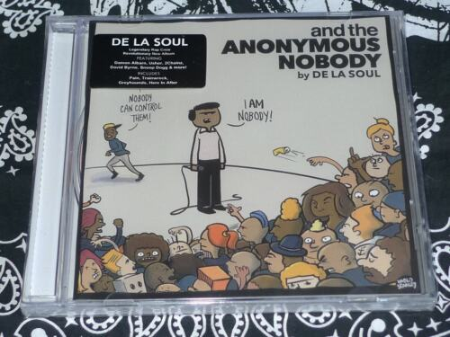1 of 1 - And the Anonymous Nobody by De La Soul (CD, Aug-2016, A.O.I. Records)