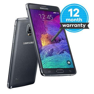 Samsung Galaxy Note 4 - 32GB - Unlocked SIM Free Smartphone Various Colours