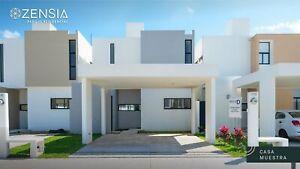 Casa en Venta Zensia en Conkal, Yuc. 3 Recámaras