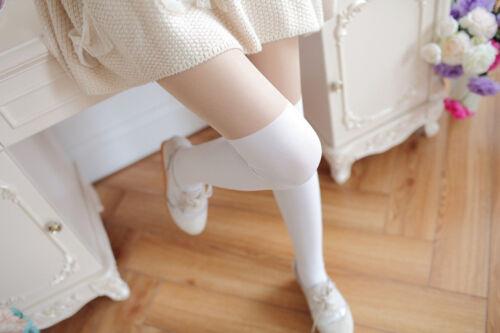 Collant Calze Velate Doppio Colore Pantyhose Cucito Stocking Finto Autoreggenti