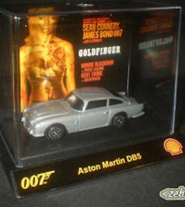 MINT  BNIB  SHELL  007  JAMES BOND  ASTON MARTIN DB5  GOLDFINGER  SHELL -  Kent, United Kingdom - MINT  BNIB  SHELL  007  JAMES BOND  ASTON MARTIN DB5  GOLDFINGER  SHELL -  Kent, United Kingdom