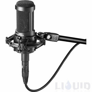 Audio-Technica-AT2035-Large-Diaphragm-Studio-Condenser-Microphone-FREE-2DAY