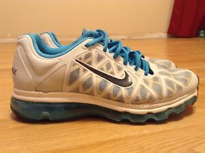 Details about Womens Nike Air Max + 2011 Running Shoes 429890 004 Size 8.5