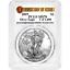 2019 $1 American Silver Eagle PCGS MS70 FDOI First Label 1 of 1000