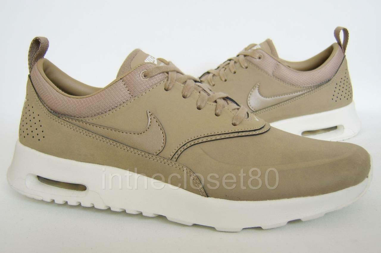 05acb0001b Nike Air Max Thea Leather Desert Camo Womens 616723 201 Premium Kendall  ntifcr10641-Trainers