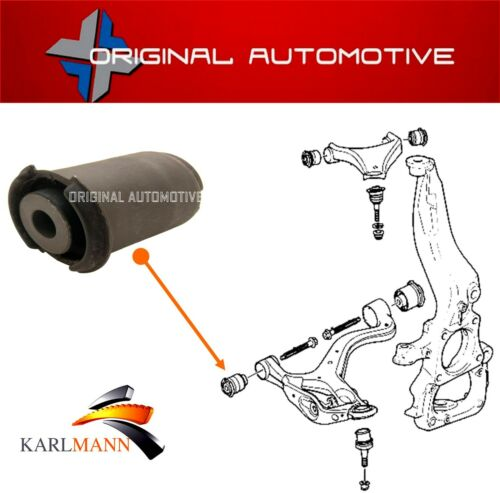 FITS LAND ROVER DISCOVERY III IV 2005/> FRONT LOWER WISHBONE ARM REAR BUSH 1PCE