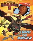 Build It: Dreamworks How to Train Your Dragon 2: Time to Race! 4 (2014, Hardcover)