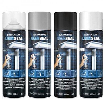 Transparent Schutzanstrich Für Lecks - Risse - Abdichtung Leakseal Rust-oleum