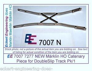 EE-7007-7277-NEW-Marklin-HO-Catenary-Piece-7007-7277-for-Doubleslip-Pk-1
