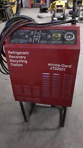 robinair model 17400 recycling machine ebay rh ebay com robinair enviro charge plus manual Robinair AC Machine