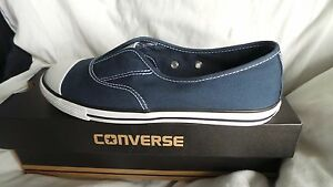 NEW-in-box-Converse-CT-All-Star-Dainty-Ox-Cove-Size-4-5-EU-38-Navy