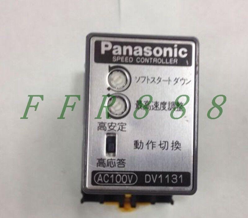ONE USED panasonic Motor speed control DV1131 AC100V