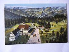 Ansichtskarte Oppenau Kurhaus Zuflucht um 1900 farbig (Nr.567)