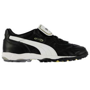 ea6dcb908e9 Details about Puma King Allround Mens Astro Turf Trainers UK 9 US 10 EUR 43  CM 28 REF 2575