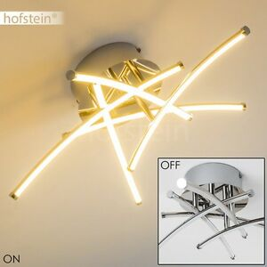Plafonnier design lampe suspension led lustre clairage chambre coucher 155656 ebay - Eclairage chambre a coucher ...