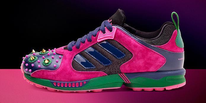 la mejor oferta de tienda online Adidas Adidas Adidas Originales Mk ZX 5000 muy Katrantzou B26705 UK6 ZX 8000 og 8000 5000 9000  ahorra hasta un 80%