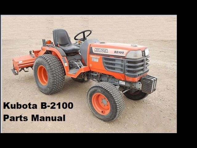 Pleasing Kubota B2100 Wiring Diagram Basic Electronics Wiring Diagram Wiring Database Ilarigelartorg