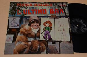 FRANCA-MAZZOLA-SANTE-PALUMBO-LINO-PATRUNO-LP-TOP-ITALY-JAZZ-1-ST-1973-LAMINAT-EX