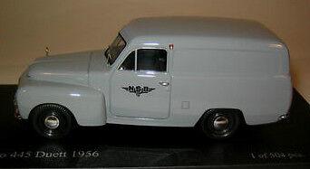 Ahorre hasta un 70% de descuento. Maravilloso norwigian modelCoche Volvo pv445 Duett Panel Van    NSB  1956 - 1 43 -  tomamos a los clientes como nuestro dios