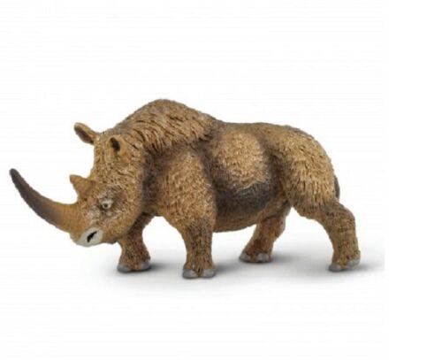 Safari Ltd 100089 Rhinocéros laineux 16 cm Série Dinosaures Nouveauté 2019