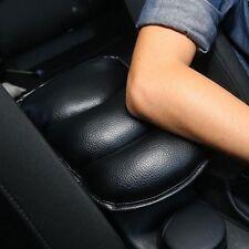 Auto Car SUV PU Center Console Box Armrest Pad Cushion Cover Durable Black