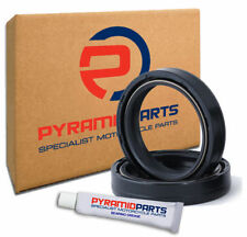 New Front Fork Oil Seal Set 37 mm x 50 mm x 11 mm Motorcycle Seals WITH GREASE