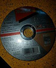 10//Pk Makita B-12647-10 5 x .040 x 7//8 INOX Thin Cut-Off Wheel