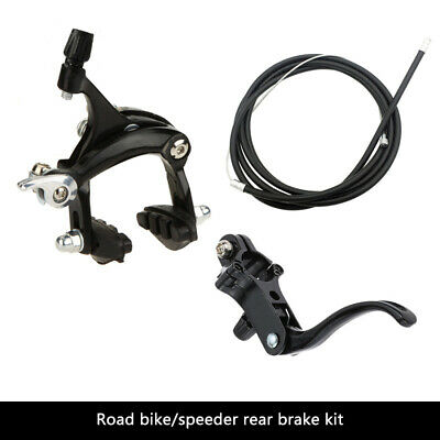 22.2mm Bike Cruiser Brake Kit MTB Road Bicycle Cycle Caliper Brake Side Pull Set