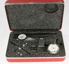 Starrett Dial Test Indicator 196 Brown Amp Sharp 7030 Indicator Dial 10 Piece Set