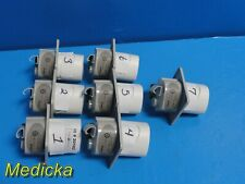 7x Stryker 400 650 T4 Battery Power Packs With 400 655 T4 Charger Modules 20182