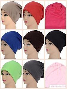 New-Unisex-Women-Mens-Knitted-Knit-Warm-Ski-Crochet-Slouch-Hat-Cap-Beanie