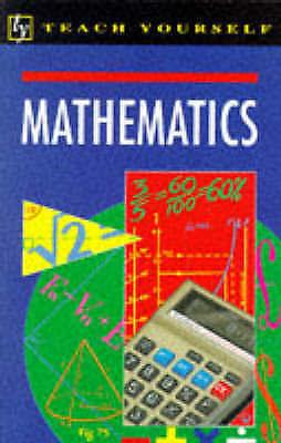 Mathematics (Teach Yourself), Pascoe, L.C., Very Good Book