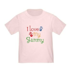 8bffc10f6 CafePress I Love My Gammy Toddler T Shirt Toddler T-Shirt (846912186 ...