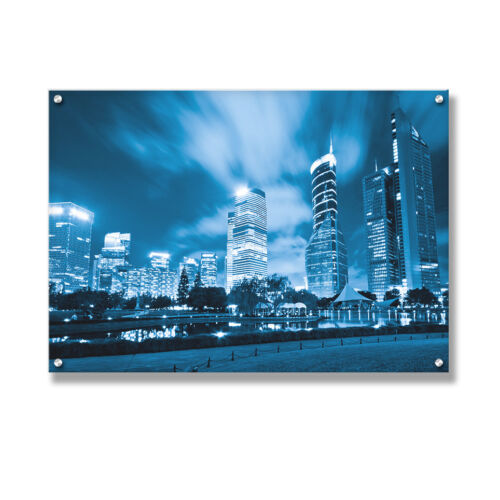 4 pcs of A2 size photo printed acrylic wall picture
