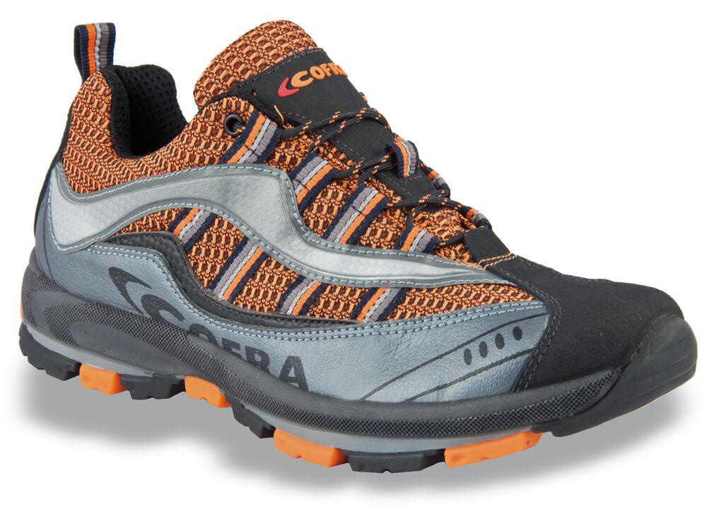 Trekkingschuhe Outdoorschuhe Mod. Slope Orange Cofra Halbschuh Freizeit Freizeit Freizeit Wandern 5f783f