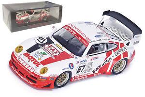 Spark S4450 Porsche 911 Gt2 n ° 67 Le Mans 1999 - La Thoisy / jarier / bourdais 1/43 9580006944504