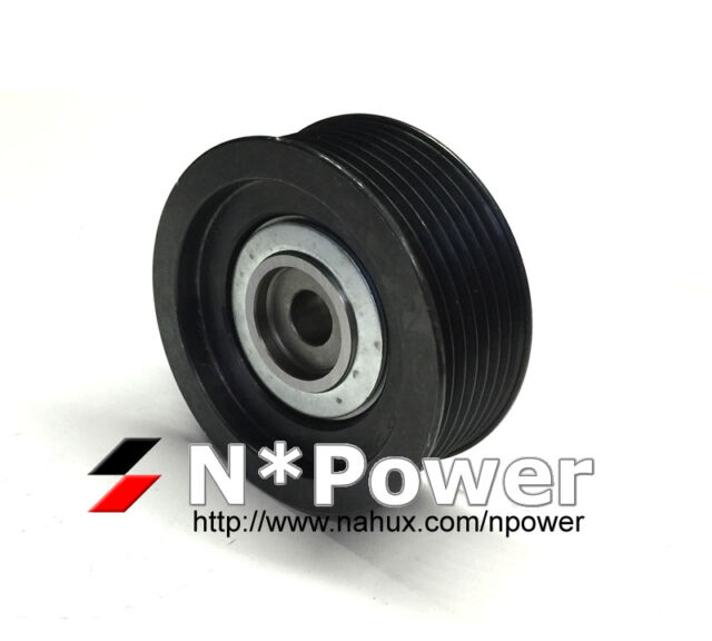 STEEL 7PK RIBBED IDLER PULLEY FOR MITSUBISHI