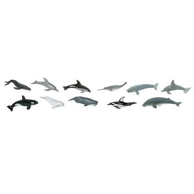 SAF100475 Safari Ltd Dolphins Toob*