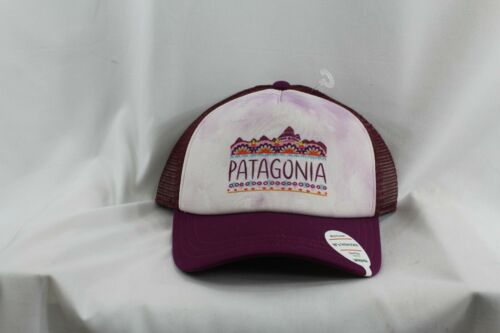 Violet Red *NEW* Patagonia Women/'s Femme Fitz Roy Interstate Hat PTG-38145VIO