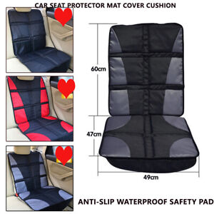 Interior Confident Waterproof Car Seat Baby Children Safety Seat Pads Cushion Protector Cover Mat