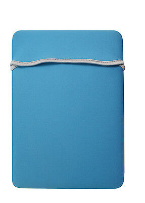 Notebook Sleeve Bag + Soft Touch keyboard cover For Macbook Pro 13.3'' LightBlue