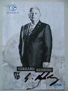 Handsignierte-AK-Autogrammkarte-GERHARD-REHBERG-FC-Schalke-04-13-14-2013-2014