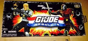 Gi Joe 25 Pack Resolute 5 Pack Cobra Vs Trooper B.a.t.   Duc Nouveau 653569391838